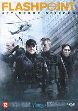 Flashpoint : seizoen 3 (3 DVD)