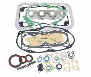 For Suzuki Gypsy SJ410 F10A Engine Overhauling Gasket Kit Samurai Sierra @AD