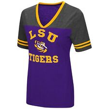 """LSU Colosseum Womens """"The Whole Package"""" Short Sleeve Tee   Size:  Extra Large"""