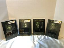 4 Universal Monsters The Legacy Collection DVD Lot