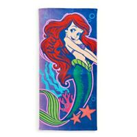 Disney Ariel Multi Color Beach Towel by Jumping Beans 28'' x 58'' NWT