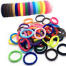 10Pcs Women Girls Hair Band Ties Rope Ring Elastic Hairband Ponytail Holder New