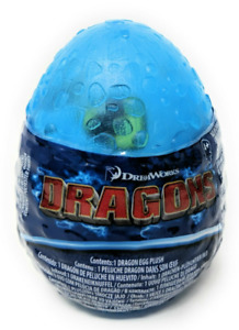 "WINGER How to Train Your Dragon Rescue Riders WINGER 3"" inch Blue Egg - NEW"