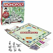 Monopoly Classic, Gesellschaftsspiel für Erwachsene & Kinder, Familienspiel