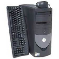 Dell Optiplex GX280 Tower,Windows XP or 2000,P4 2.8GHz,512MB,80GB,CD  CNC-ready