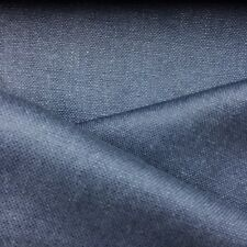 - 100% BELGIAN LINEN UPHOLSTERY FABRIC CHALET / INDIGO BY THE YARD