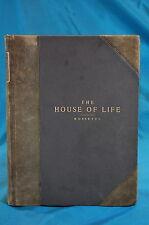 House of Life Dante Gabriel Rossetti Roycrofters Illumined SIGNED Ltd Ed. 1899