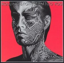 Tattoo You, Rolling Stones, New Original recording remastered, O