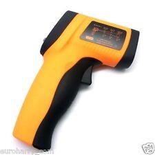 Digitales INFRAROT THERMOMETER Laser Temperaturmeßgerät -50° bis +380°