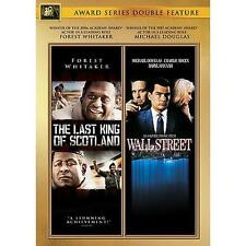 Fox Best Actor Double Feature: Wall Street/The Last King of Scotland New DVD