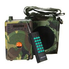 Hunting Speaker Bird Deer Caller Predator Sound Caller MP3 Player Remote Control
