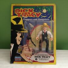 Playmates 1990 Dick Tracy Coppers and Gangsters Action Figure Free Shipping New