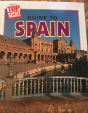 Highlights Top Secrete Adventures Guide To Spain Book Only