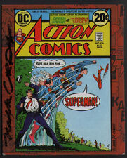 SIGNED Nick Cardy Action Comics #426 Art Magnet ~ Superman