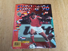 Panini em 1996 euro 96, complete set sticker + Album, Factory sealed, sigillato, NL