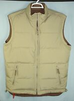 ROPER REVERSIBLE DOWN INSULATED MENS VEST SIZE LARGE NEW WITH TAGS