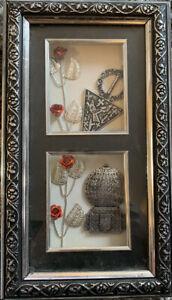 Decor Ornament Picture Frame 29cm/17cm Vintage