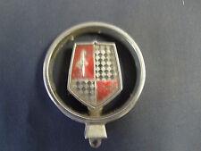 Vintage Dodge Royal Monaco Emblem Hood Ornament   Trim Metal Nameplate Badge