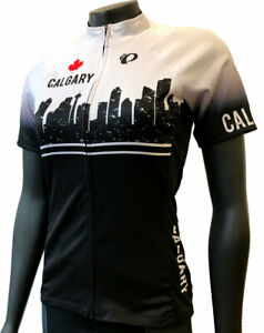 New PEARL IZUMI Women Select Escape Short Sleeve Cycling Jersey Calgary Canada