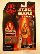 Star Wars Episode I The Phantom Menace Ric Olie Action Figure SUPER RARE Variant