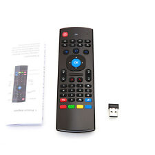 81 Keys 2.4G Remote Control Wireless Keyboard Air Mouse for Smart TV BOX PC HTPC