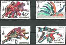 Timbres Sports JO Tchécoslovaquie 2371/4 ** (48106AG)