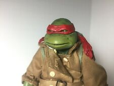 Raphael in Disguise from the Casey Jones 2 Pack NECA Walmart TMNT