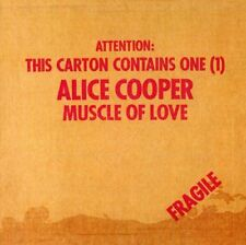 Alice Cooper Muscle of Love CD NEW
