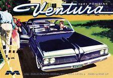 Moebius 1/25 1961 Pontiac Ventura Plastic Model Kit 1211  NEW TOOLING