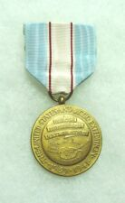 US Agency, Dept, Antarctic Expedition Bronze Medal (1939-1941) second contract