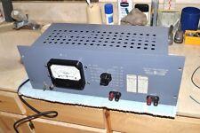 HEWLETT-PACKARD HP 400AB AC VOLTMETER VTVM VACUUM TUBE VOLTMETER PRO SERVICED