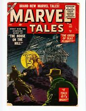 Marvel Tales #143 Atlas Comics, February 1956 BEAUTY
