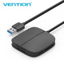 Vention SD Card Reader All in 1 USB 3.0 Micro SD TF Supporto Multi Memori 256GB