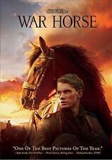 War Horse 2011 Jeremy Irvine OOP DVD Buena Vista 2012 Steven Spielberg Director
