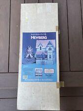 Vintage Dura Craft Victorian Dollhouse Kit NB180 Newberg New Old Stock
