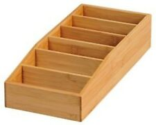 Kesper Aufbewahrungsbox, Bambus, 35x14x10 cm, 70722