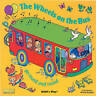 NEW The Wheels on the Bus By Annie Kubler Board Book Free Shipping