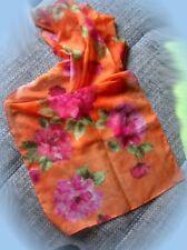 Markenlose Damen-Schals & -Tücher Vintage aus 100% Seide