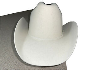Cowboy Fur Felt Hat, 7 1/2