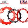 US SNAIL 30-52T BCD104mm Narrow Wide Chainring MTB Bike Chainwheel Sprocket CNC