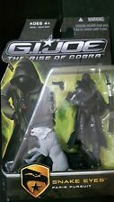 G.I.Joe ROC Paris Pursuit Snake Eyes