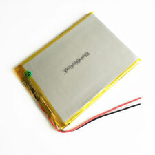5300mAh 3.7V Li po Rechargeable Battery 5876100 For PAD Power bank Tablet PC MID