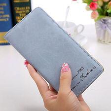 Creditcard houder wallet holder hoes portefeuille lavendel, Nieuw Cadeau Tip!