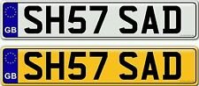 SHAZAD  private personal personalised cherished number plates plate for sale