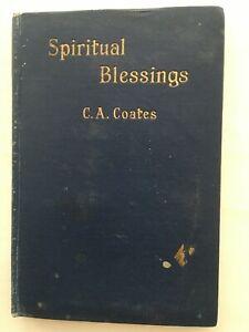 Spiritual Blessings - C A Coates