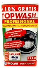 (4,22€/1kg) Topwash Profi Vollwaschmittel XXL Pack 154 WA 15,4kg Waschpulver