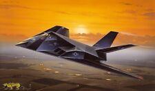 Lockheed F-117 Nighthawk - 1:72 - Italeri 189