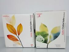 Adobe Creative Suite standard CS1 ORIGINALE e standard CS2 upgrade per Mac