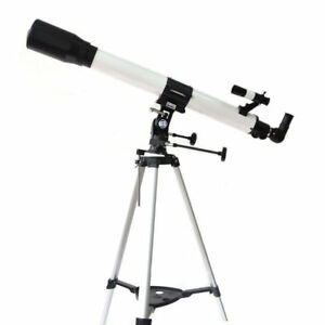 Visionking 70-900 Refractor Astronomical Telescope Moon Star Planet Finder