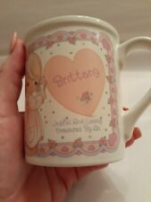 Precious moments, Brittany Mug, 1994 Mug/ Coffee Cup